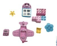 Lego Duplo Minnie Mouse Minnie's Cafe Airplane #10830 Plane Parts Only