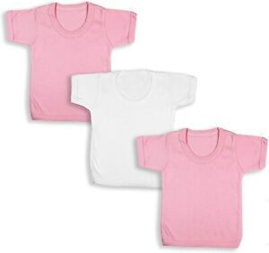 Pack of 3 Baby T-Shirts