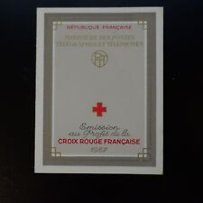 FRANCE CARNET CROIX ROUGE RED CROSS 1957 N°2006 NEUF ** LUXE MNH
