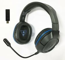 Turtle Beach Ear Force Stealth 500P PS4 PS3 Wireless Gaming Headset  (READ Used)