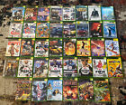 Original Xbox Games Lot Of 38 Games (Racing,007,dance,Sports,Ice Age & More!)