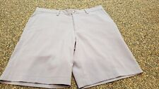 Callaway Blue Optishield Mens Golf Chino Shorts Size 34 NEW