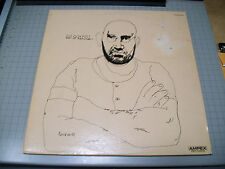 Lol Coxhill Ear of The Beholder White Label Promo Ampex Records 2 LP Gatefold