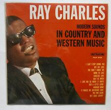 LP Ray Charles – Modern Sounds In Country And Western Music Artone  PAP-249 Nm
