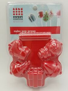 Sweet Creations by Good Cook, Cake Pop Press, Brand New-In Sealed Blister