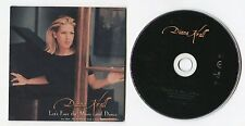 Diana scorticante CD-PROMO-Let 's face the music and dance © 1999 Jazz ECHO 1-Track