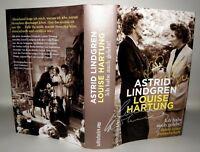 *Ich habe auch gelebt Briefe einer freundschaft - A.Lindgren/L.Hartung-German HB