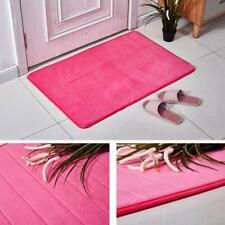 Absorbent Memory Foam Carpet Bath Bedroom Bathroom Floor Shower Mat Rug Non-slip