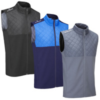 Stuburt Mens Response Windproof Breathable DRI-Back Padded Gilet 54% OFF RRP