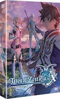 ★ Tales of Zestiria the X ★ Intégrale 2 Saisons + OAV (5 DVD + Livret)