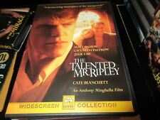 The Talented Mr. Ripley , Dvd