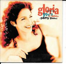 CD SINGLE 2 TITRES--GLORIA ESTEFAN--YOU'LL BE MINE (PARTY TIME)--1996