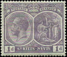 St. Kitts-Nevis Scott #39 Mint