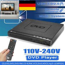 1080P HD DVD Player Automatisch CD Spieler USB HDMI Video mit Fernbedienung