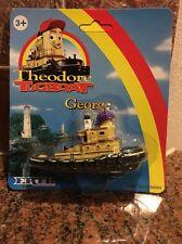 Theodore Tugboat George Ertl Diecast #34004 1989 Sealed