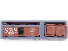 N InterMountain Kit 61006-09 SP&S Spokane Portland & Seattle 40' Box Car #13373