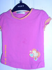 George Graphic T-Shirts & Tops (0-24 Months) for Girls