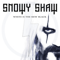SNOWY SHAW-WHITE IS THE NEW BLACK-JAPAN CD BONUS TRACK F83