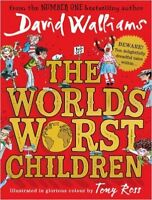 The World's Worst Children by David Walliams NEW Hardback