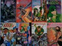 Green Arrow 2 - 8 (DC 1988) Mike Grell NM