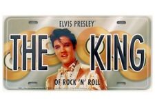 Elvis Presley American Licence Number Plate - New - The King - USA Wall Sign