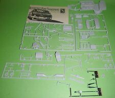 AF25 REAR STEER LATE MODEL RACE CHASSIS Model Car Mountain 1/25