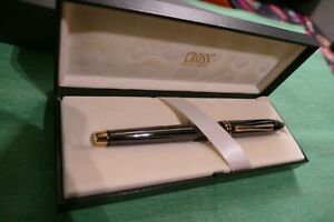 Cross Townsend Gold/ Titanium Rollerball Pen