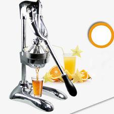 Heavy Duty Commercial Orange Manual Juice Extractor Kitchen Appliances Juicers