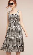 New Anthropologie x Tracy Reese San Antonio Dress  Retail $248 Size Large