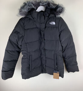 The North Face Womens Gotham II Black Jacket (Goose Down Coat) XL RRP£240