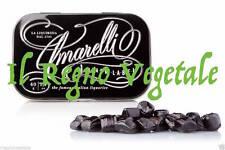 AMARELLI Liquirizia di Calabria PURA BLACK LABEL LATTINA 40g PURE LIQUORICE TIN