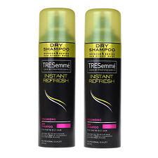 2x TRESemme Instant Refresh Volumising Dry Shampoo 200ml
