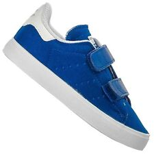 Adidas Originals Stan Smith Baby Gymnastic Shoes Sneaker Sports Blue White 20