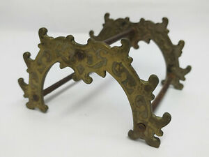 Antique Cast Iron PEN HOLDER DESK STAND #2