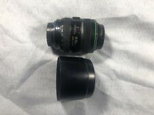 Canon EF 70-300mm f/4.5-5.6 IS USM DO Lens With UV lens and ET-65B lens hood