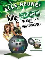 King of Queens Bowlingkugel DVD Sammler Fan Box Staffel 1-9 - 36 DVDs gebraucht