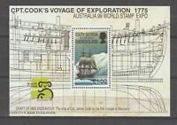 S36270 South Georgia 1999 MNH Australia 99 S/S