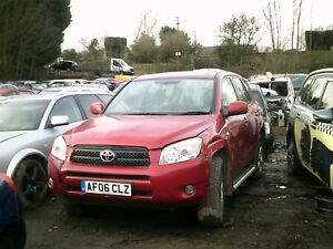 toyota rav 4 petrol 2006 breaking