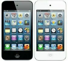 Apple iPod Touch 4th Generation 64GB Black/White MP3/4 Player -Warranty