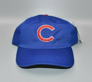 Chicago Cubs Vintage 90's Outdoor Cap YOUTH Snapback Hat - NWT