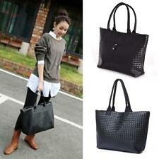 1x Fashion Handbag Women Girl BlackSatchel Shoulder Hobo Tote Purse Messenger G5