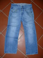 G-STAR raw denim Jeans RADAR STRAIGHT W33 L30 33/30 blau Vintage