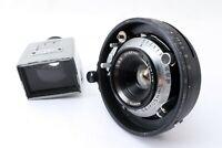 【EXC 5 】 Mamiya Sekor 65mm F/6.3 Lens w/ Finder universal press super 23 Japan
