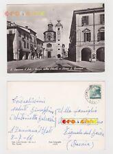 Cartolina - S. DAMIANO D'ASTI (San) Piazza della Libertà - 1966 - Viaggiata - E2