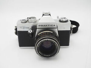 Used Praktica Super TL1000 with 50mm f1.8 #8435