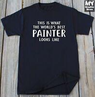 Painter T-shirt Art Teacher Shirt Artist Birthday Christmas Thanksgiving Gift