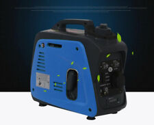 800W Portable Silent Camping Gasoline Power Inverter Generator Set 220V
