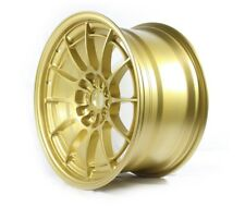 Enkei NT03+M 18x9.5 5x100 40mm Offset 72.6mm Bore in Gold 365-895-8040GG
