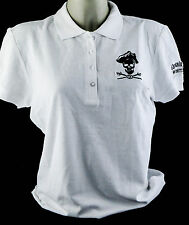"Captain Morgan, Rum, Woman Poloshirt ""White Rum"" Gr. S"