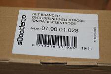 ITHO  DAALDEROP 79001028 07.90.01.028 BRENNERSET ELEKTRODE SET BRANDER ELECTRODE